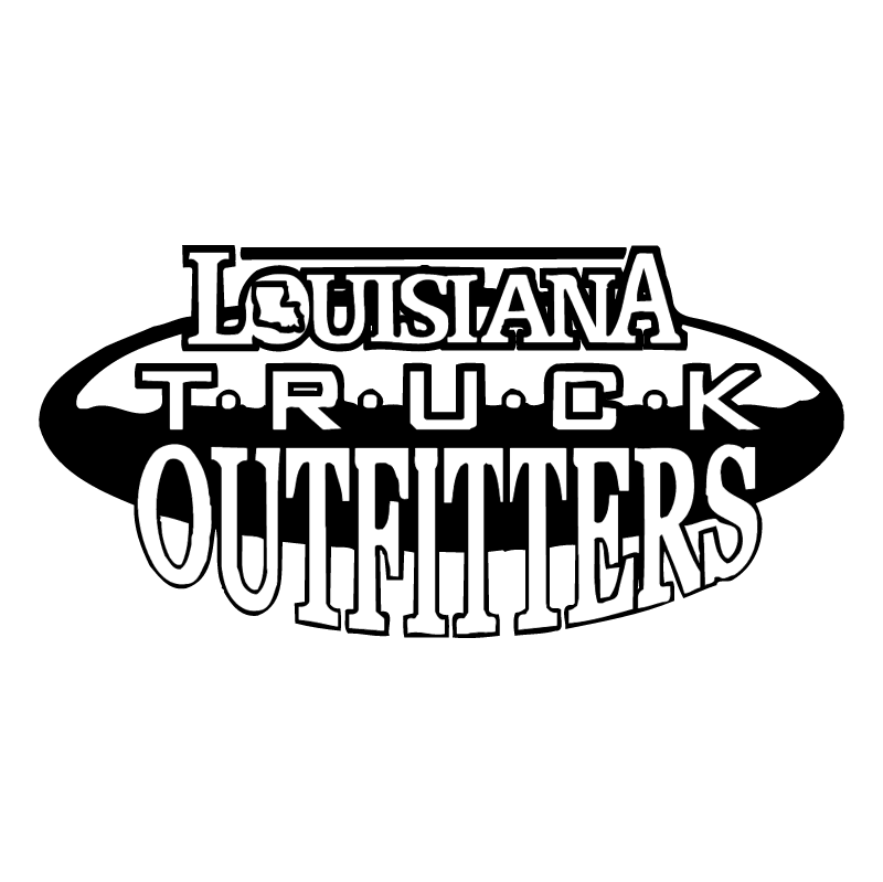 Louisiana Truck Outfitters vector