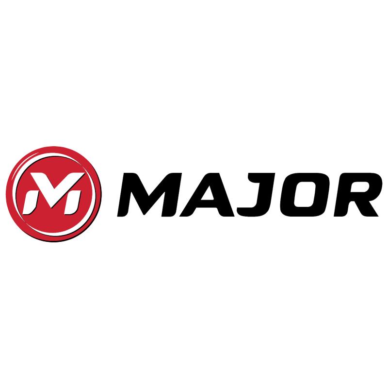 Major vector logo