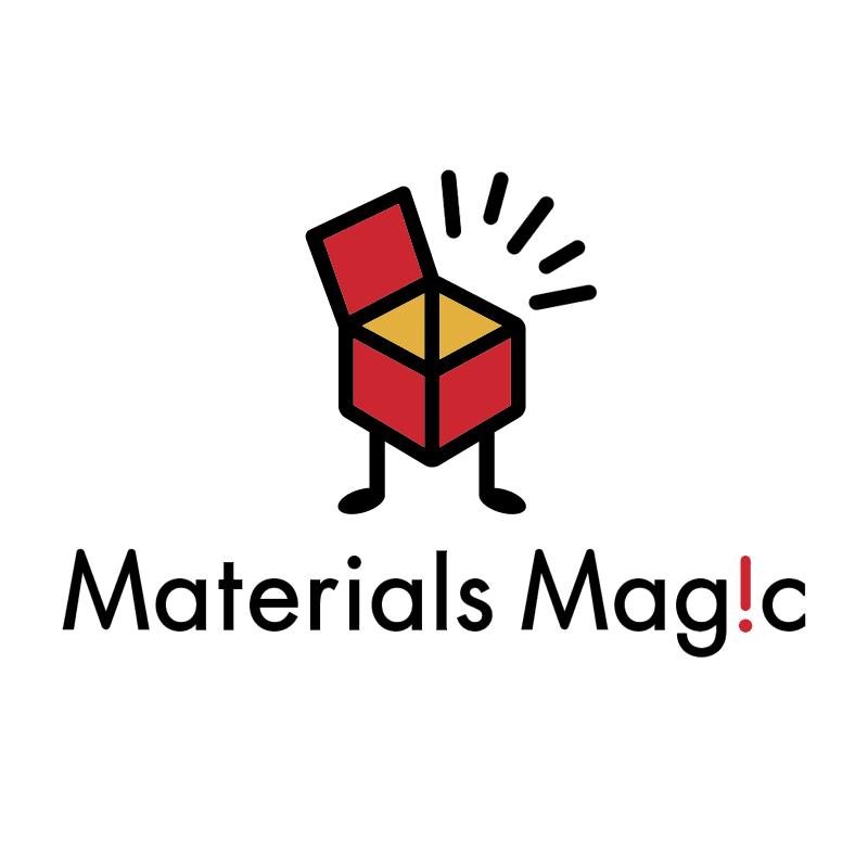 Materials Magic vector