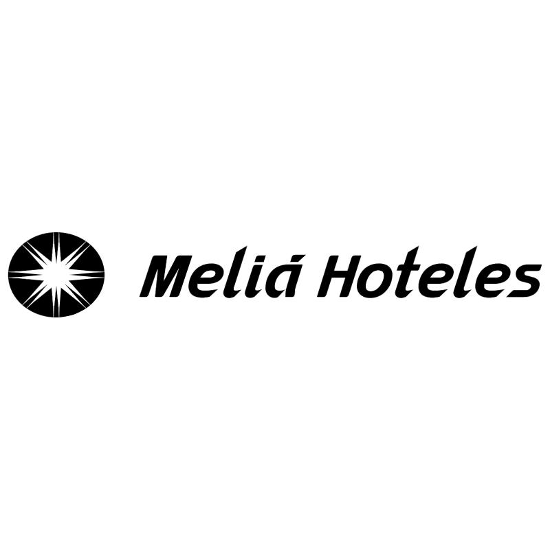 Melia Hoteles vector