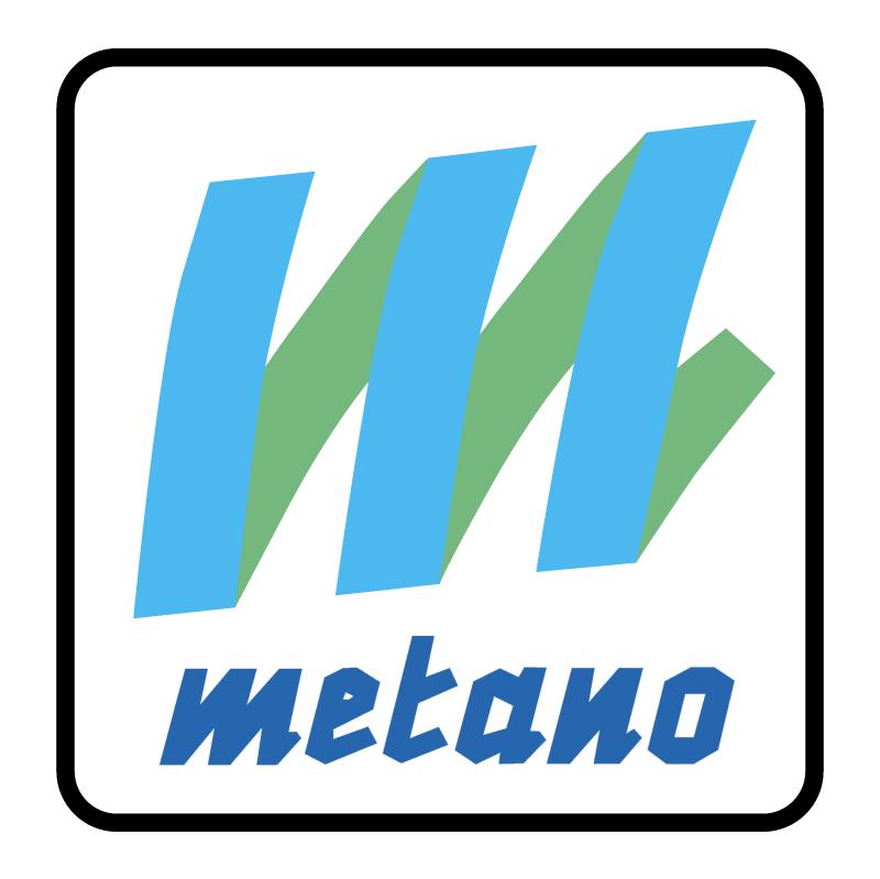 Metano vector
