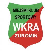 Miejski Klub Sportowy Wkra Zuromin vector