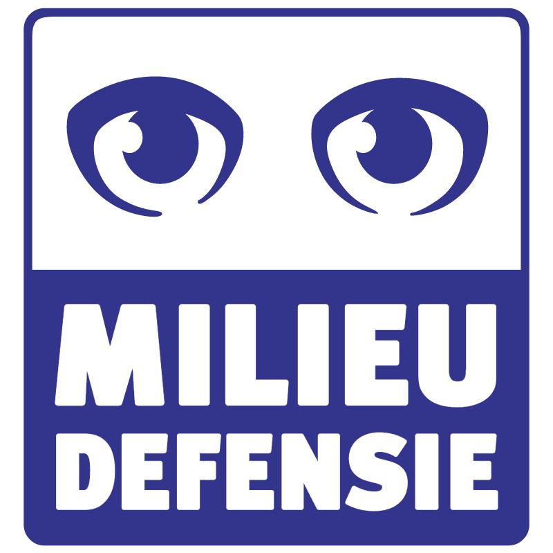 Milieu Defensie vector