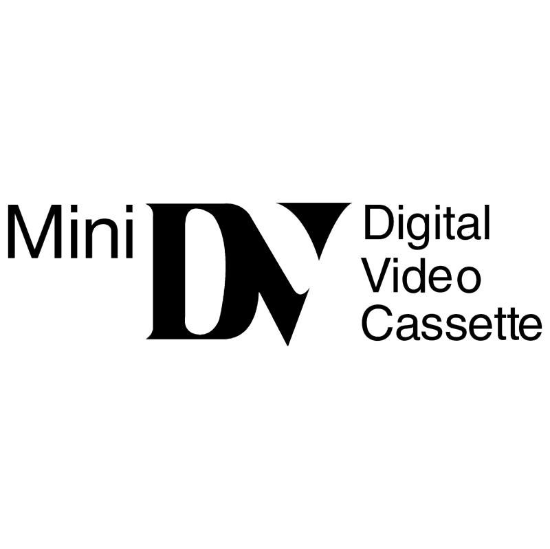 Mini DVC vector