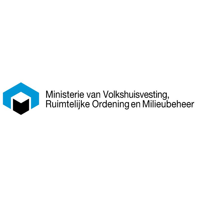 Ministerie van VROM vector