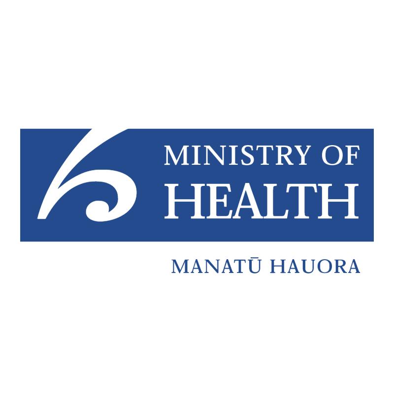 Ministry of Health Manatu Hauora vector logo
