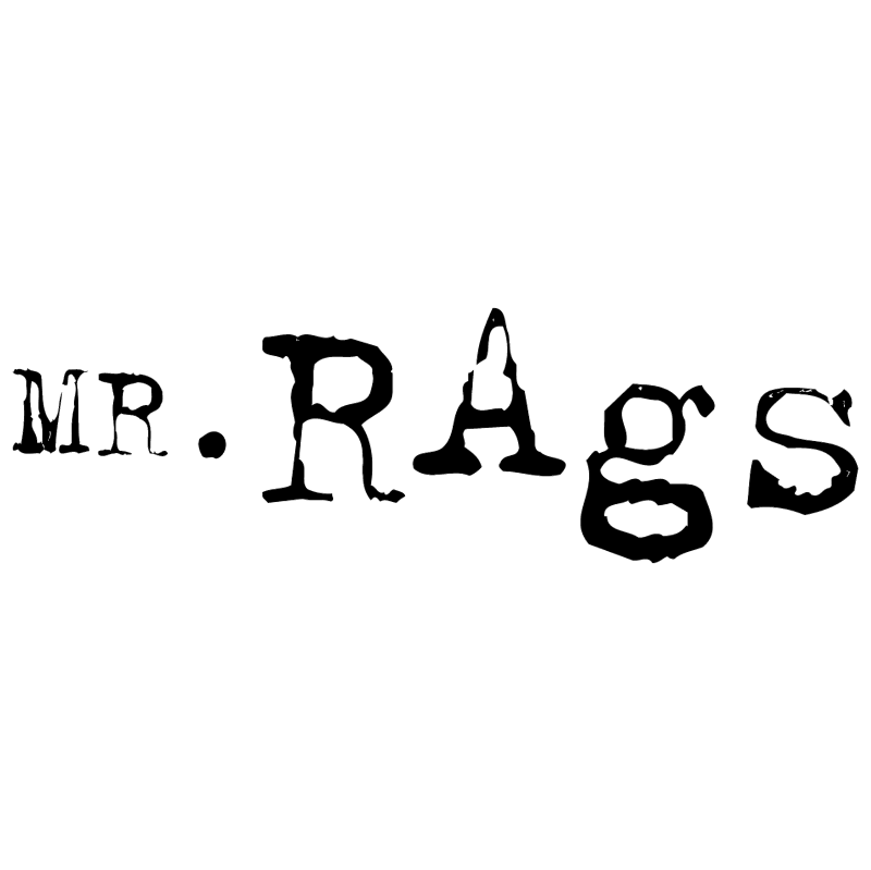 Mr Rags vector