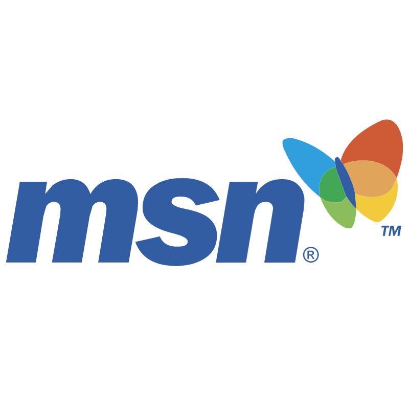 MSN vector logo