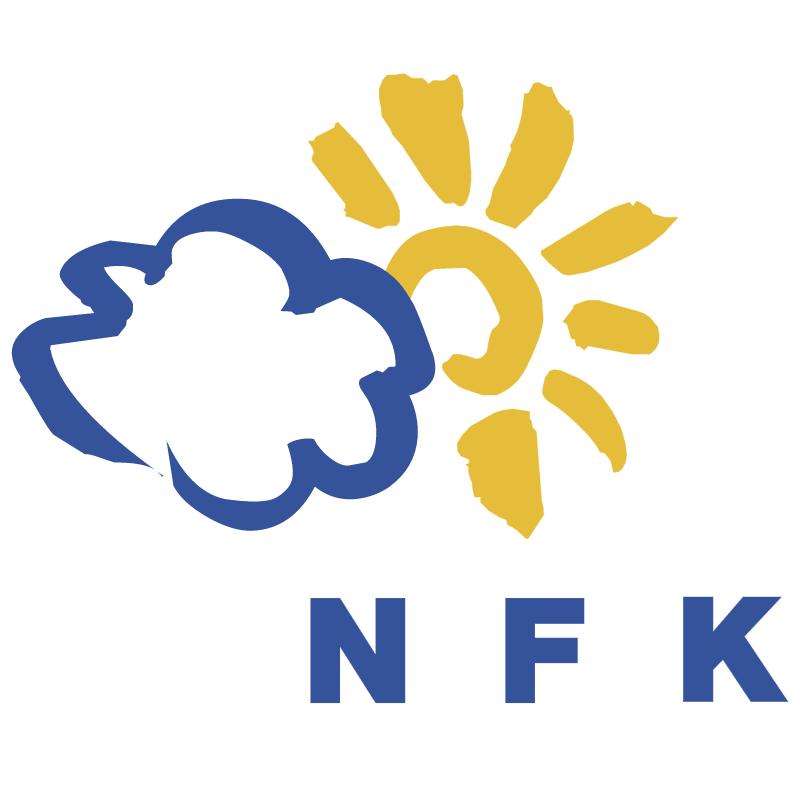 NFK vector logo