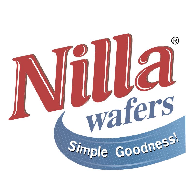 Nilla Wafers vector logo