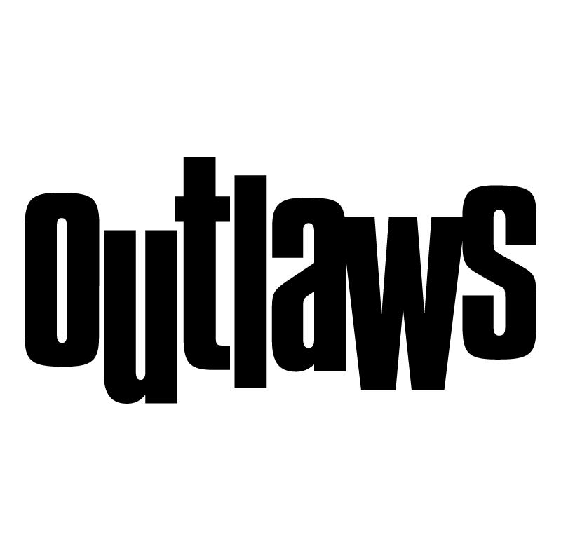 Outlaws vector logo