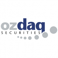 Ozdaq Securities vector