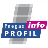Paegas Info Profil vector