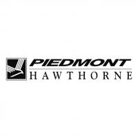 Piedmont Hawthorne vector
