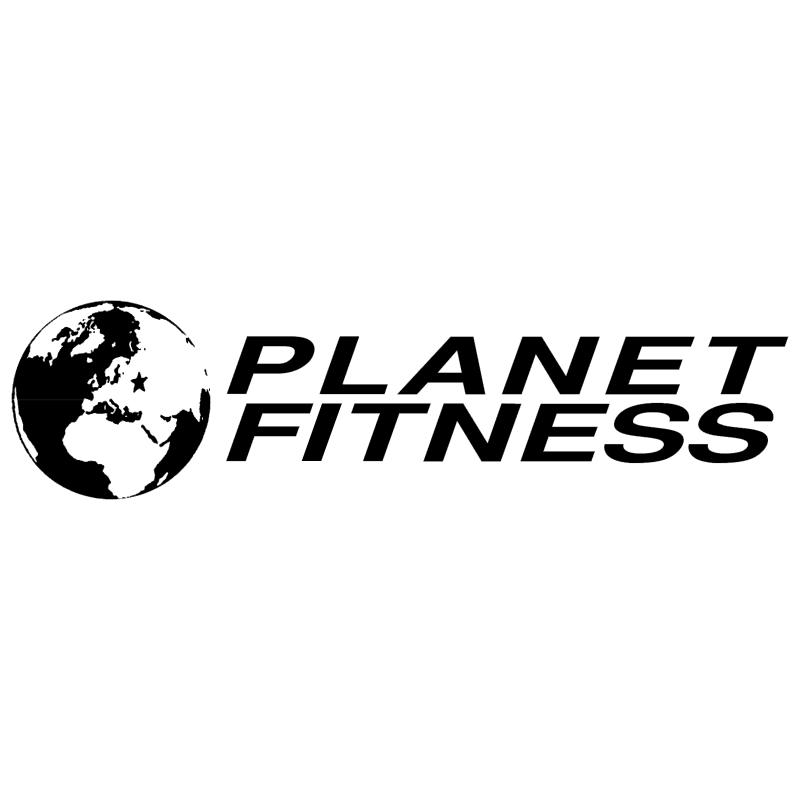 Planet Fitnes vector