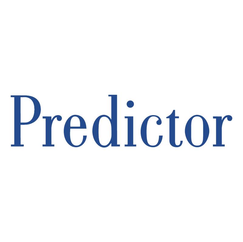 Predictor vector