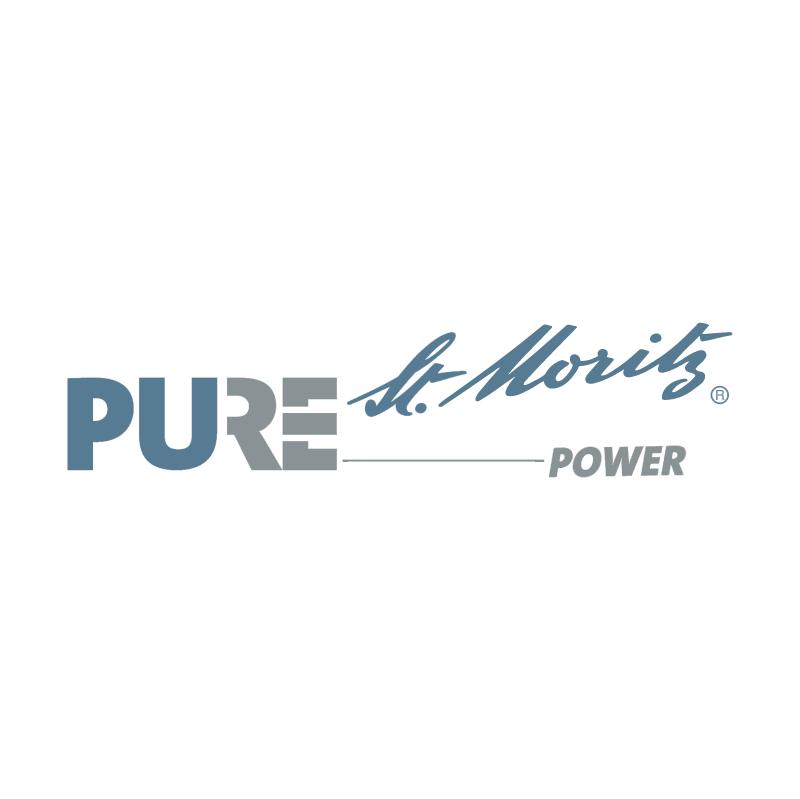 PurePower St Moritz vector