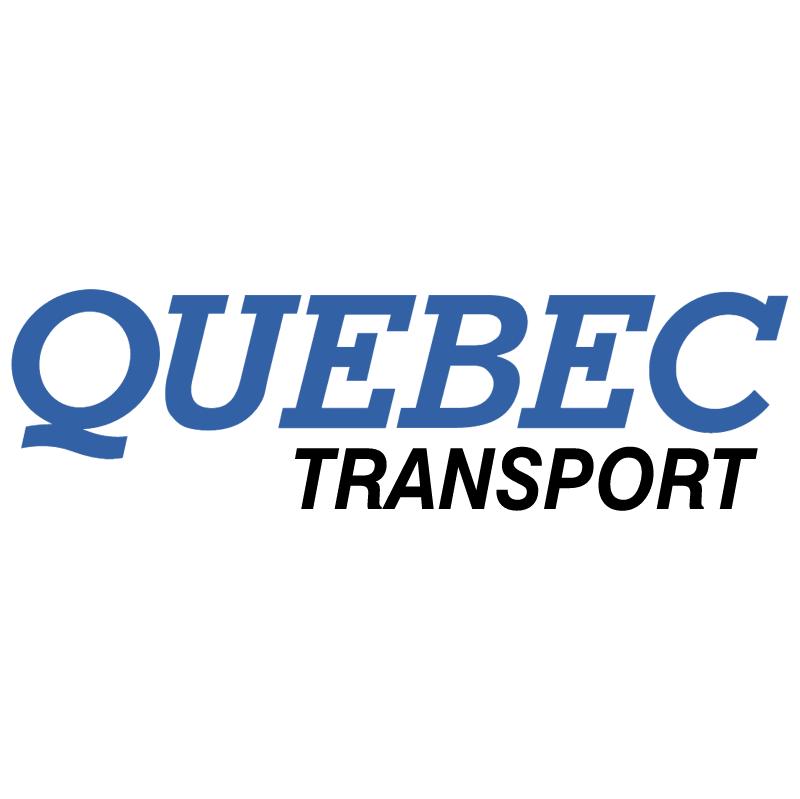Quebec Transport vector