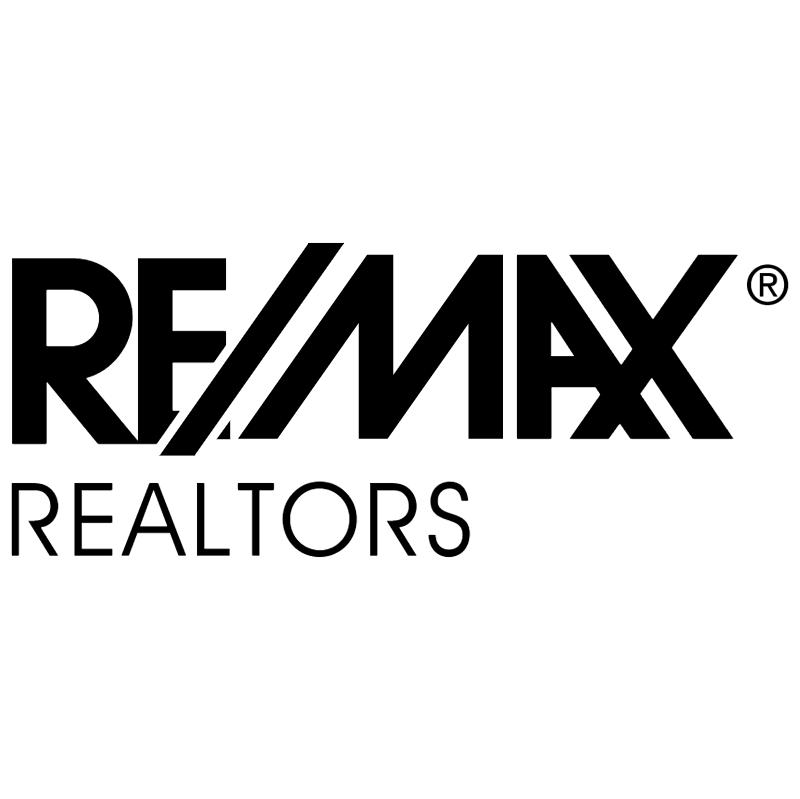 RE MAX Realtors vector