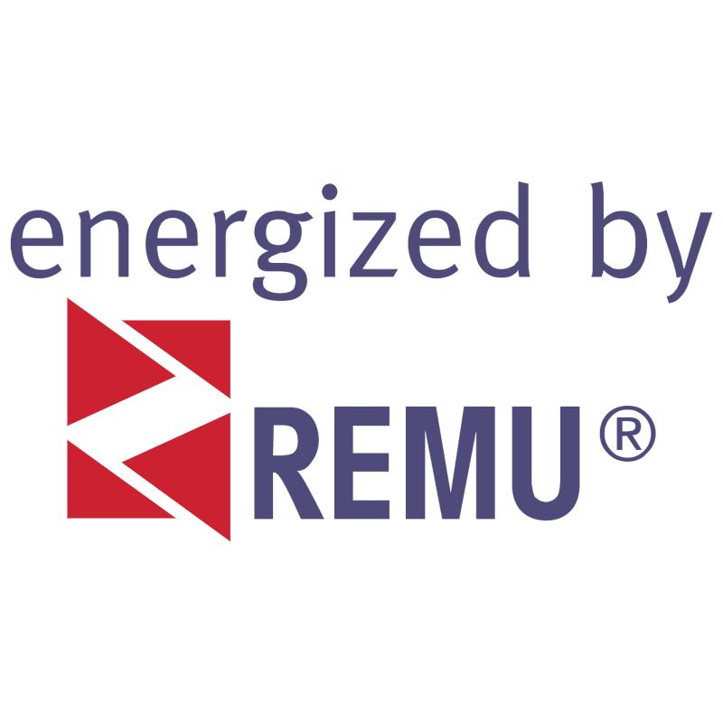 REMU vector logo