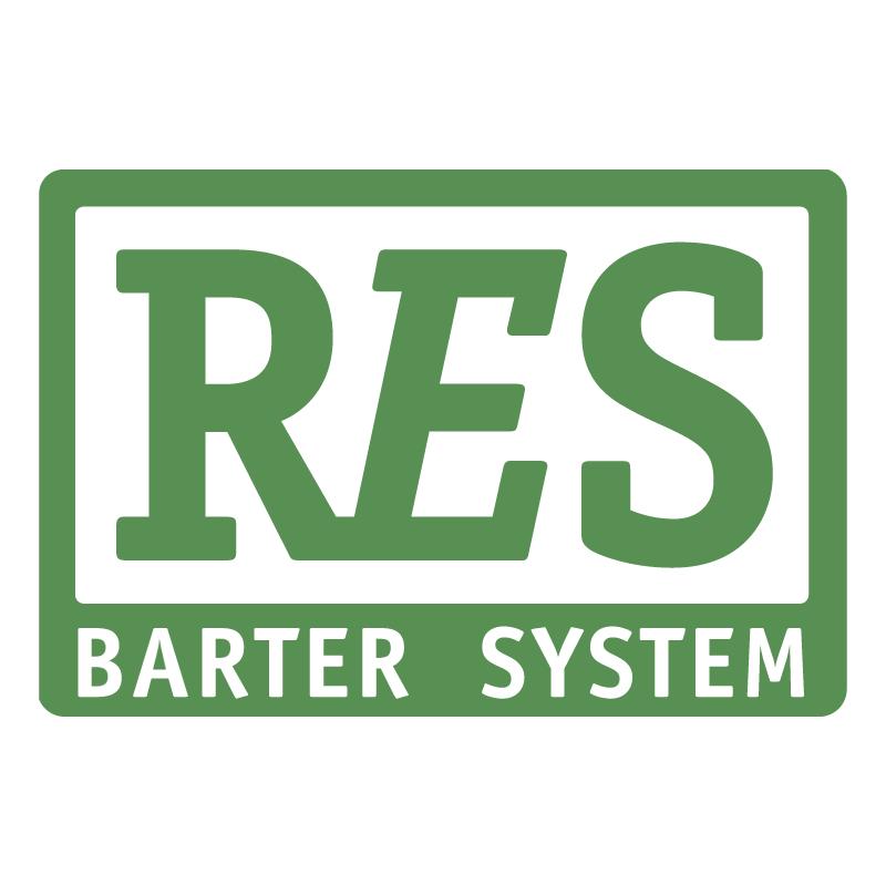 RES vector logo