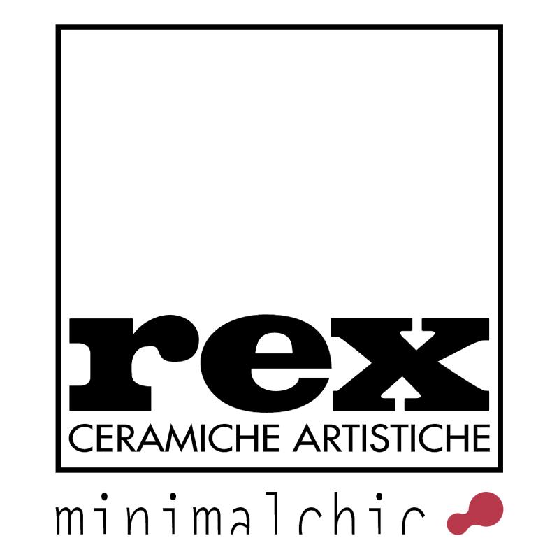 Rex Ceramiche Artistiche vector