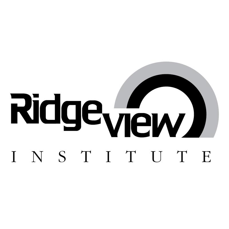 Ridge View vector