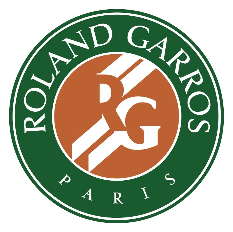Roland Garros vector logo