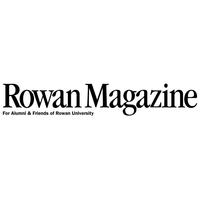 Rowan Magazine vector logo