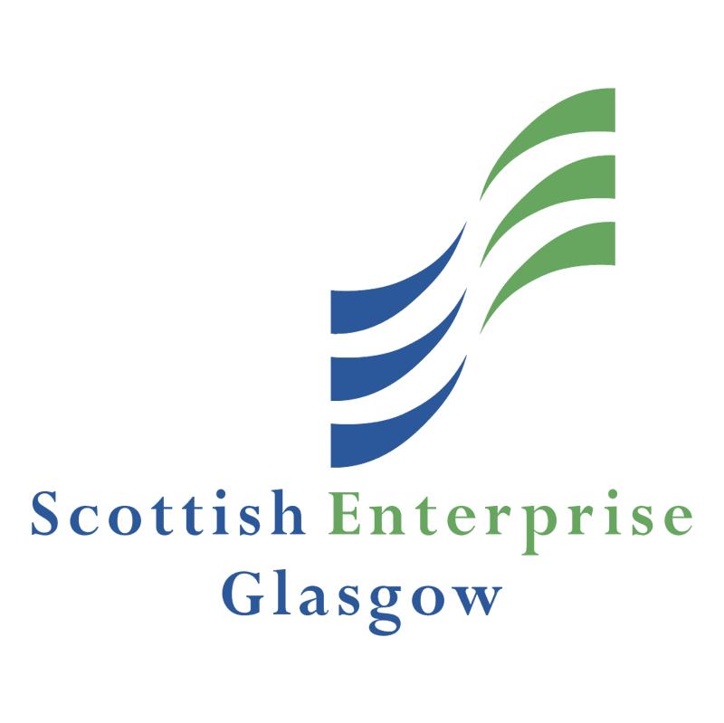Scottish Enterprise Glasgow vector