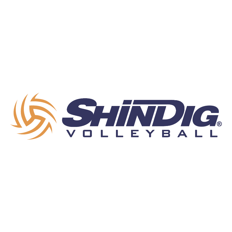 ShinDig Volleyball vector
