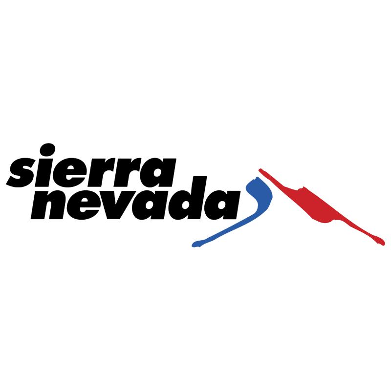 Sierra Nevada vector logo
