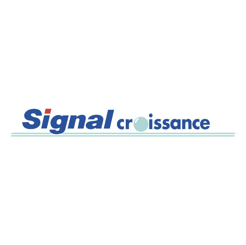 Signal Croissance vector
