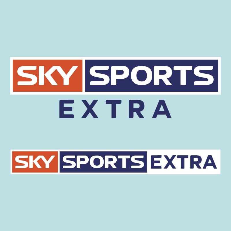 SKY sports Extra vector