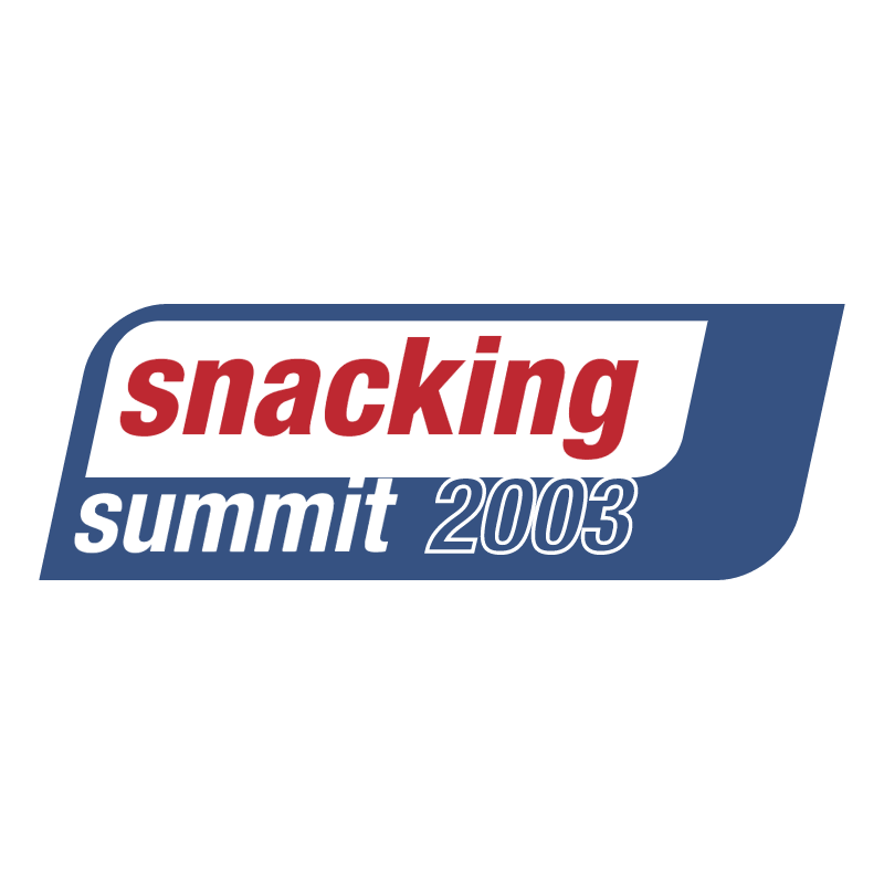 Snacking Summit 2003 vector