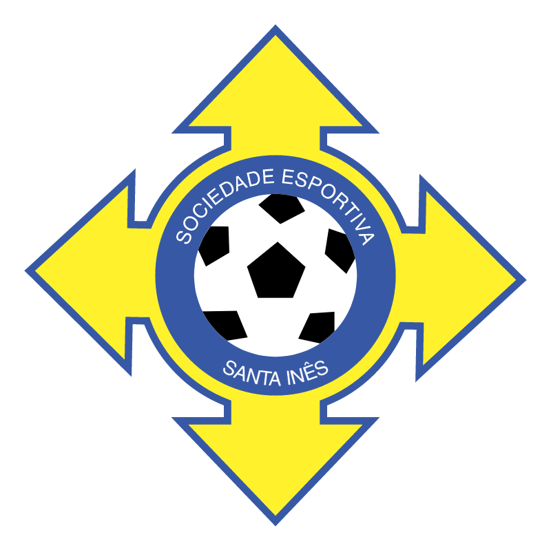 Sociedade Esportiva Santa Ines MA vector