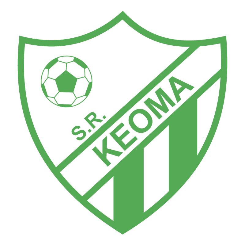 Sociedade Recreativa Keoma de Porto Alegre RS vector