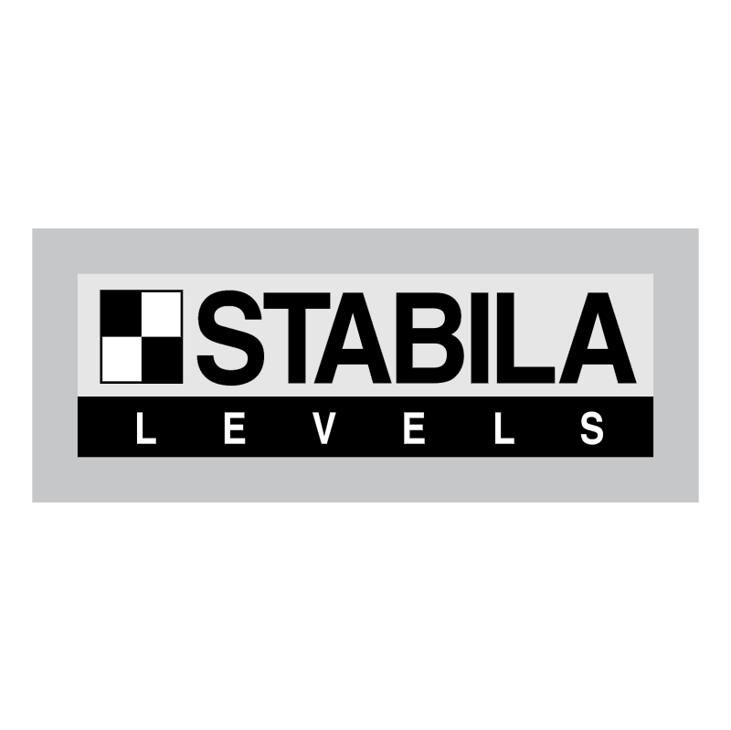 Stabila Levels vector