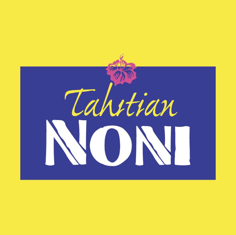 Tahitian Noni vector
