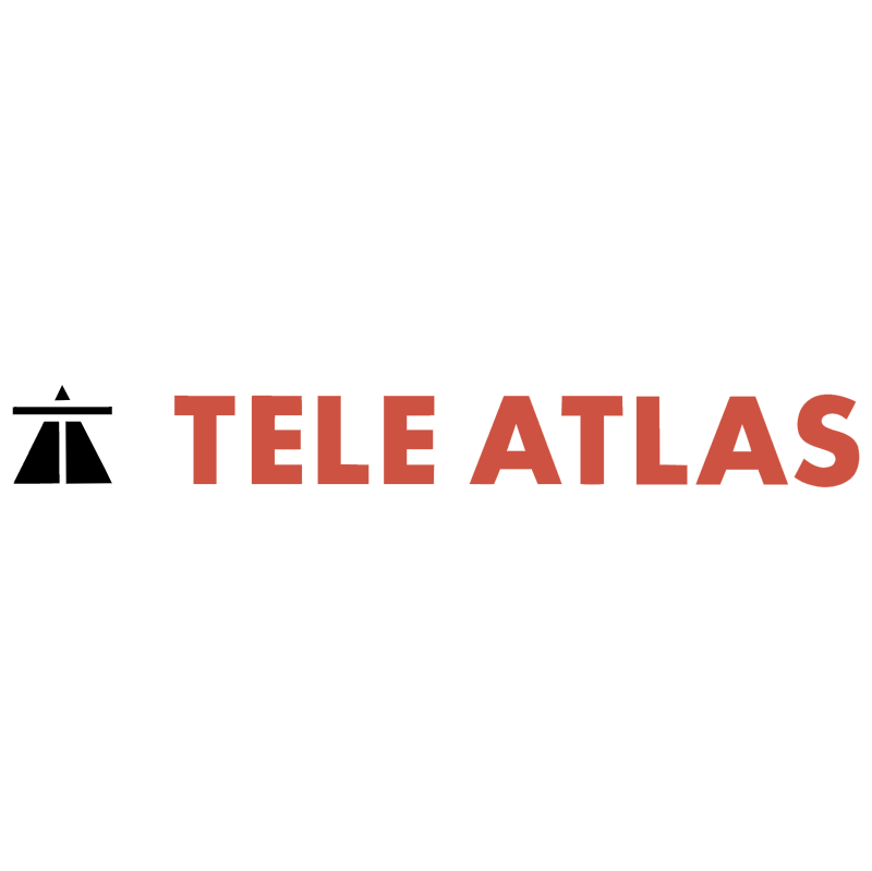 Tele Atlas vector logo