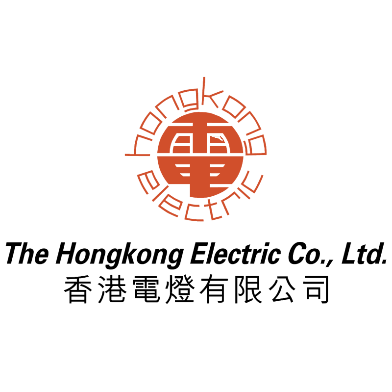 The Hongkong Electric vector