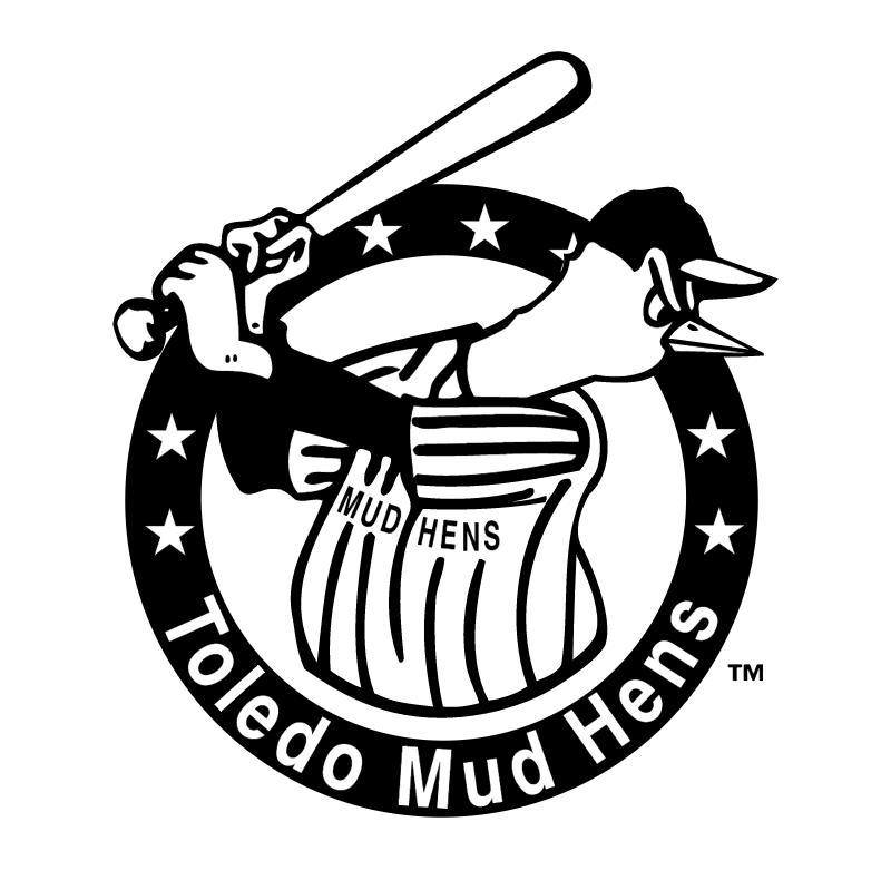 Toledo Mud Hens vector