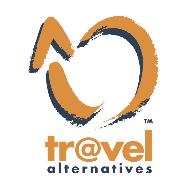 Travel Alternatives vector logo