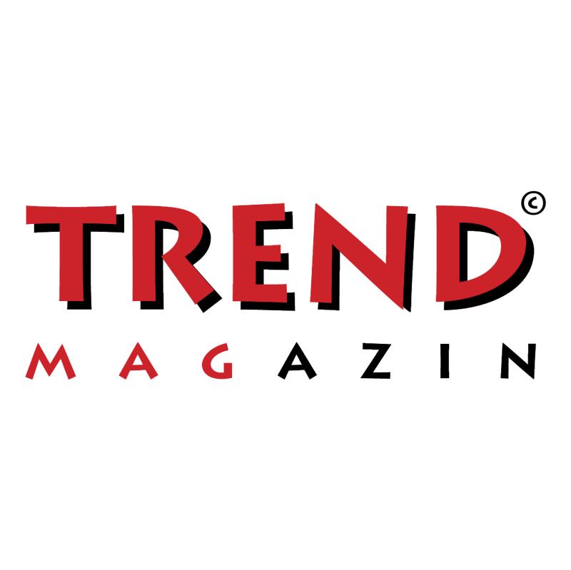 Trend Magazin vector