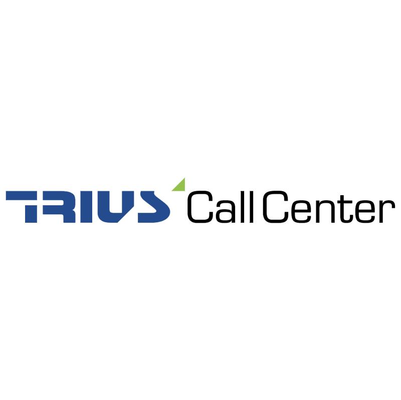 Trius Call Center vector