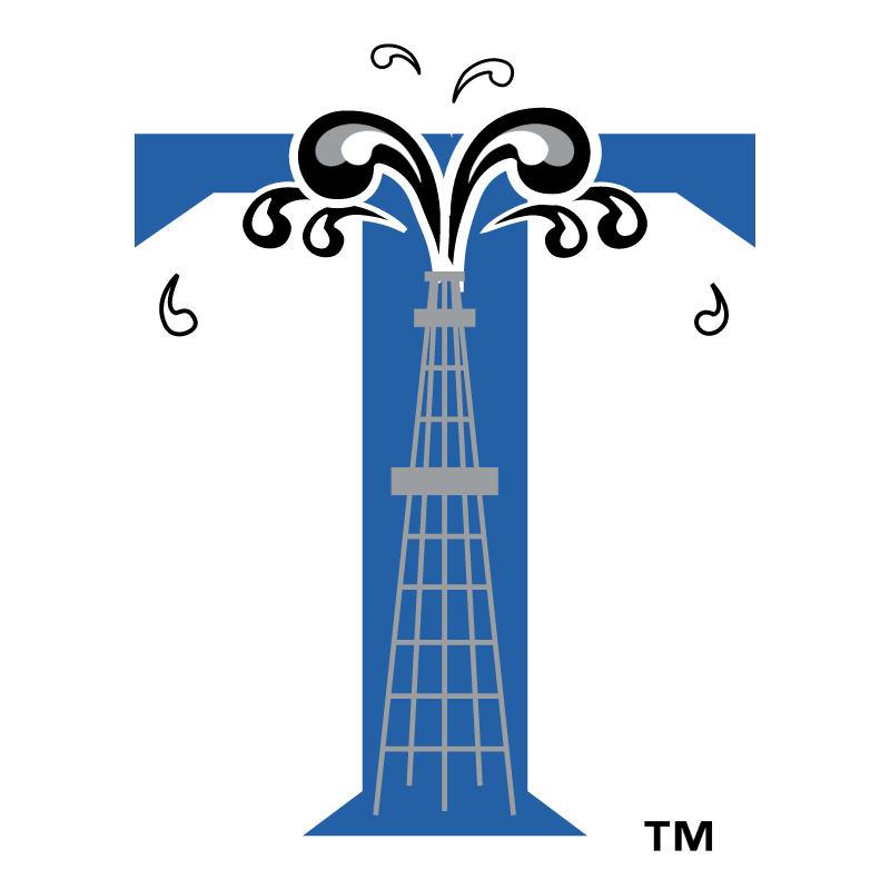 Tulsa Drillers vector
