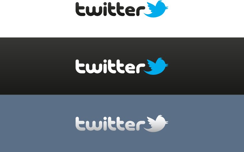Twitter vector logo