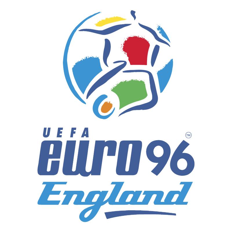 UEFA Euro 96 England vector