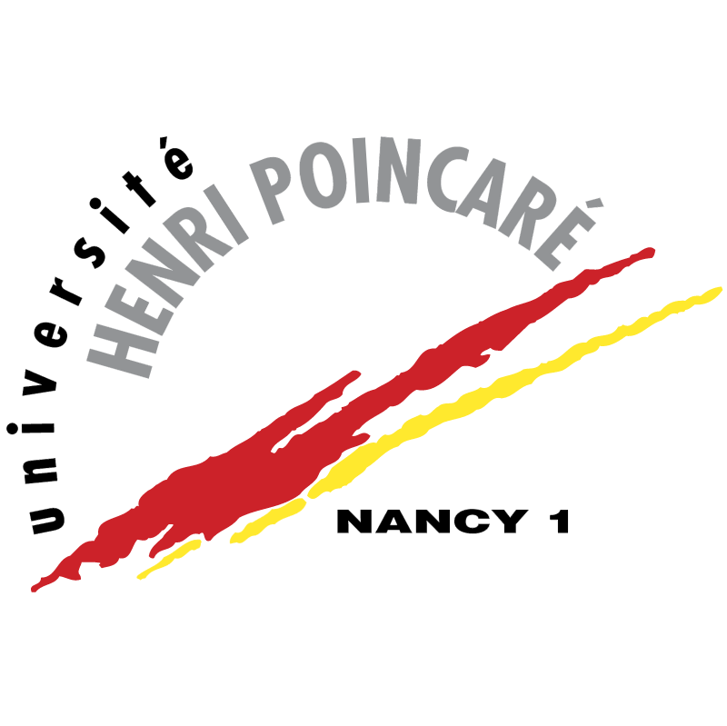 Universite Henri Poincare vector logo