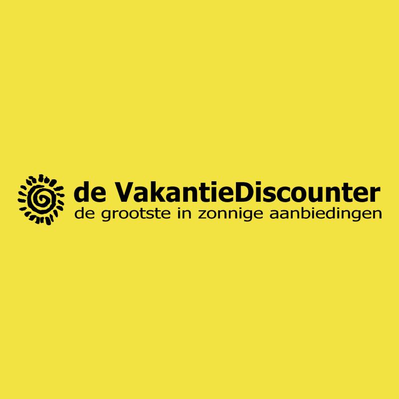 VakantieDiscounter vector
